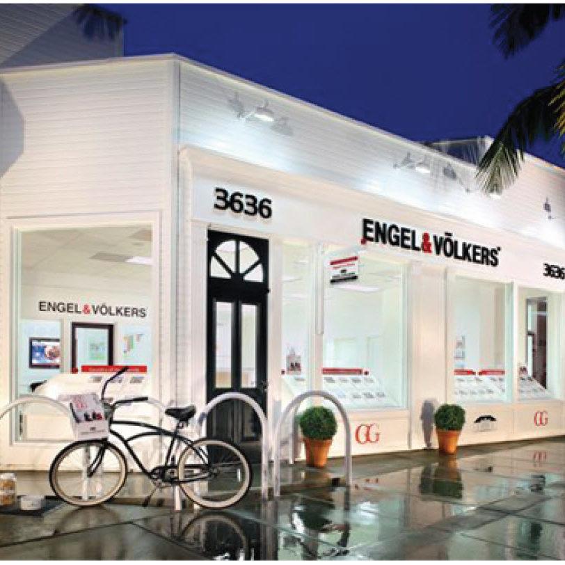 Engel & Völkers Shop